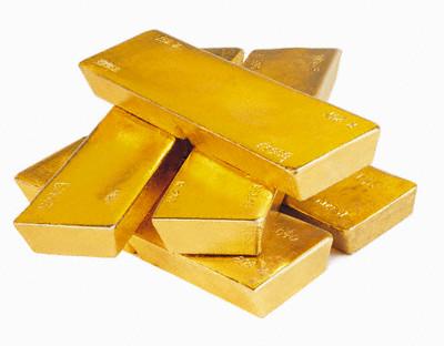 Un trade sull'oro