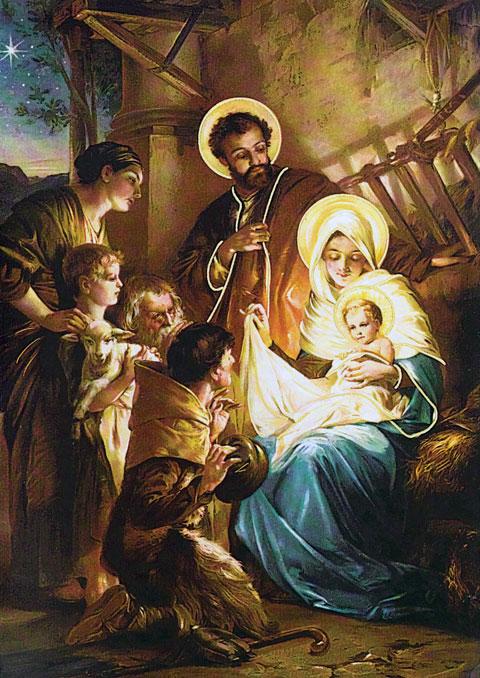 Tanti cari auguri di un buon Santo Natale